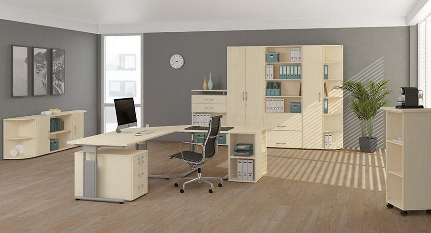 Büromöbel bei METZLER